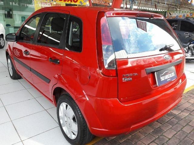 Ford Fiesta Flex 1.0 2011/2012 - Só Veículos - R$ 21.900,00 - Foto 5