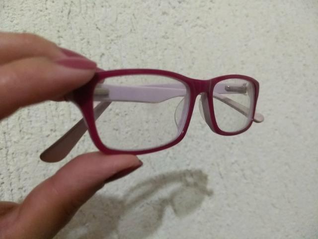 ce9d0594b Armação de óculos de grau - Bijouterias, relógios e acessórios ...