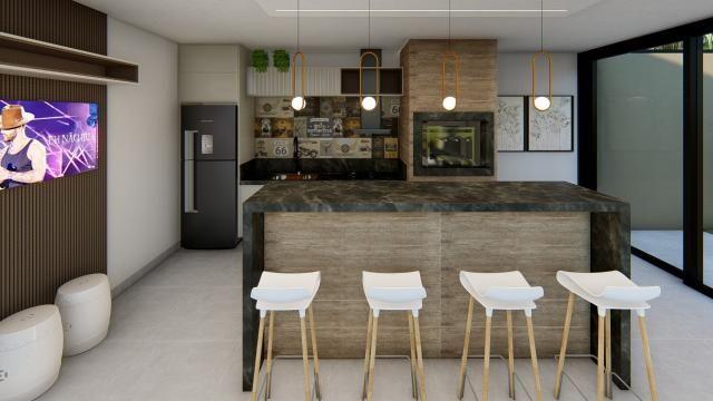 8445 | Casa à venda com 3 quartos em Jardim Cristhais 2, Dourados - Foto 5