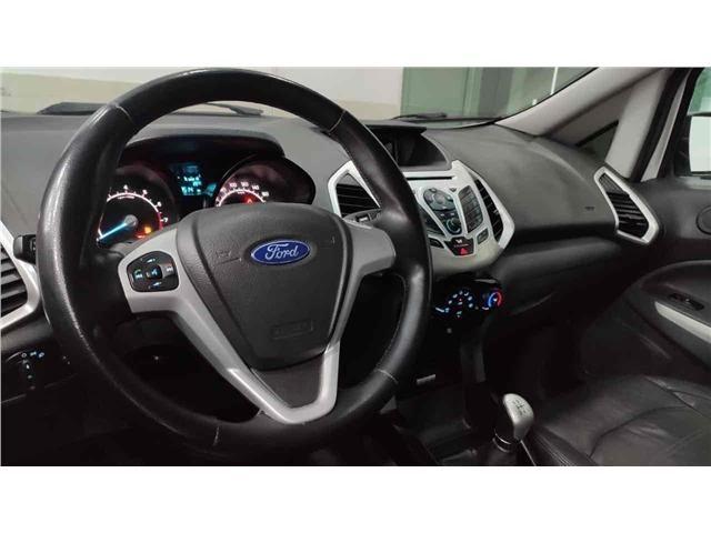 Ford Ecosport 1.6 freestyle 16v flex 4p manual - Foto 9