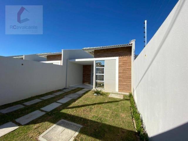 Casa centro do Eusébio - Foto 2