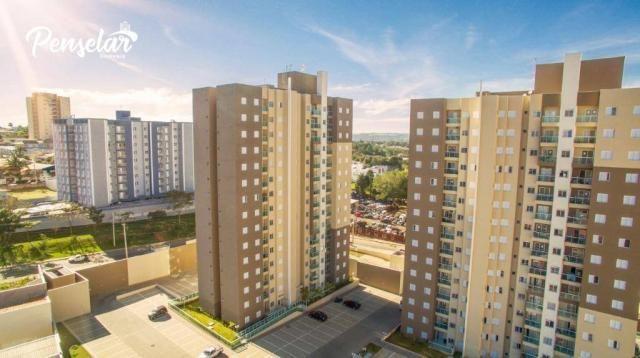 Apartamento com 3 dormitórios à venda, 63 m² por R$ 353.038,75 - Jardim Vista Verde - Inda - Foto 6