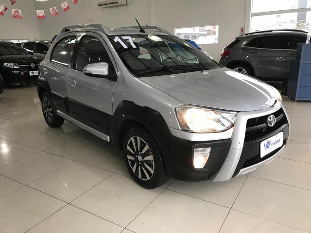 Toyota Etios Cross 1.6 2017 - Foto 5