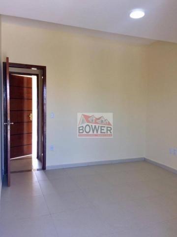 Casa com 3 dormitórios à venda, 70 m² por R$ 349.000,00 - Jardim Atlântico Central (Itaipu - Foto 19