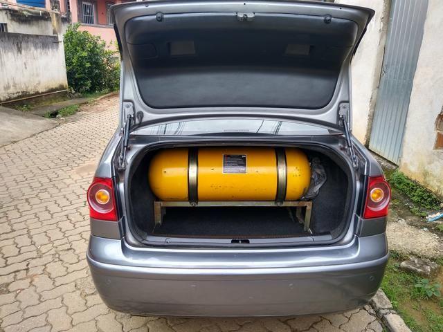 Polo sedan 1.6 2008 - GNV - Foto 11