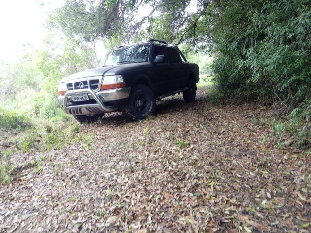 Ford Ranger 4x4 Diesel - Foto 7