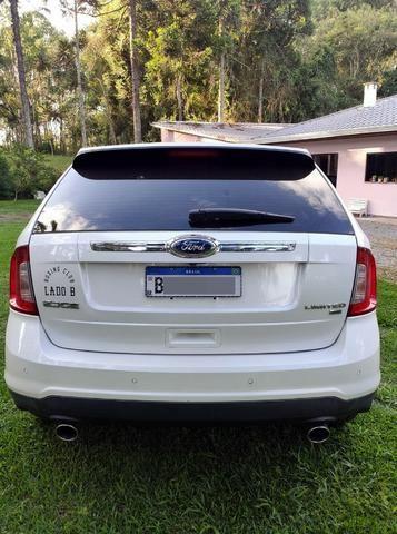 Ford Edge v6 2013 awd - Foto 14