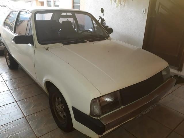 Chevette branco 83