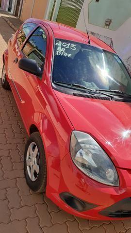 Ford Ka 2013 ar condicionado e direção $18,500 - Foto 8