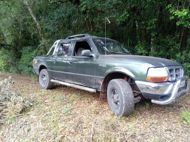 Ford Ranger 4x4 Diesel - Foto 4
