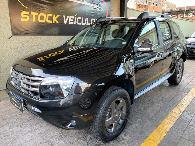 Duster 2013 Tech Road impecável