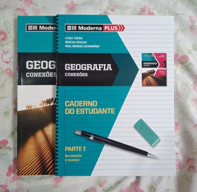Box - Livros de Geografia - Ensino Médio (volume único) - Foto 4