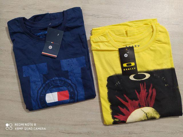 Camisetas Atacado - Foto 2