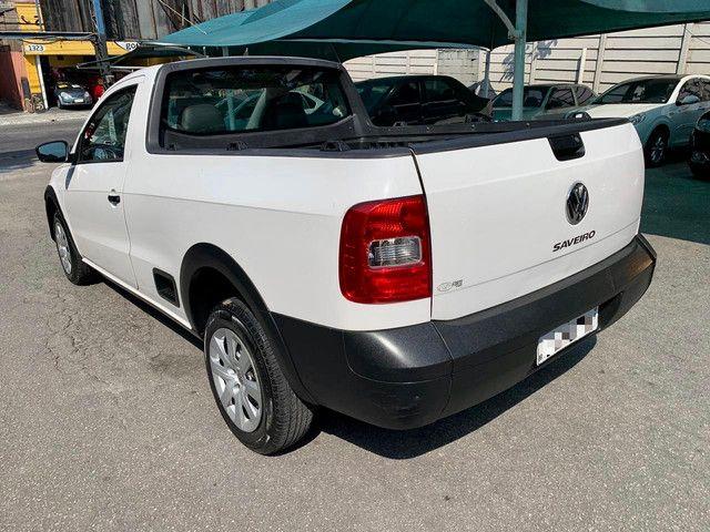 Volkswagen Saveiro Startline 1.6 Flex 2015 Cabine Simples - Foto 4