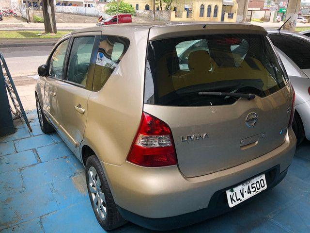 Nissan Livina 1.8  Completo 2010 - Foto 4
