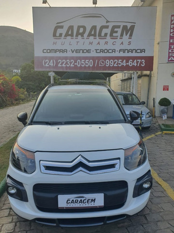 Air Cross 1.6 Tendance 2015 gnv mecânico