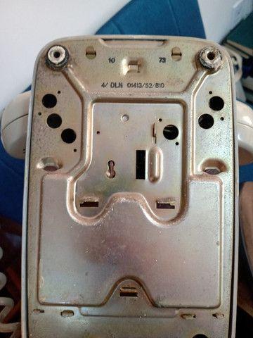 Telefone antigo colecionador - Foto 4
