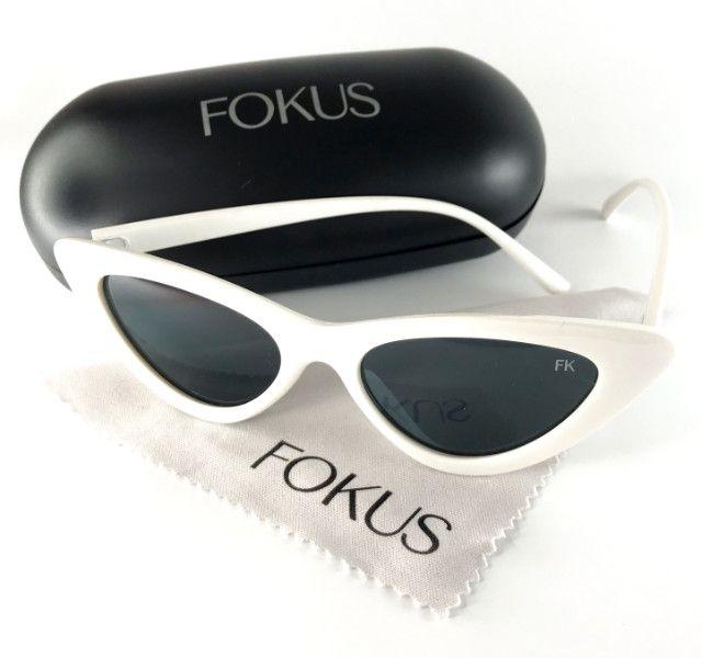 Óculos de Sol Venice Gatinho UV 400 - Foto 2