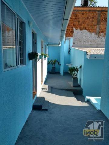 Kitnet com 1 dormitório para alugar, 40 m² por R$ 950,00/mês - Centro - Foz do Iguaçu/PR - Foto 5