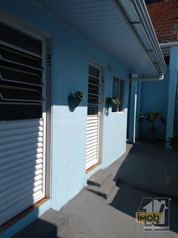 Kitnet com 1 dormitório para alugar, 40 m² por R$ 950,00/mês - Centro - Foz do Iguaçu/PR - Foto 4
