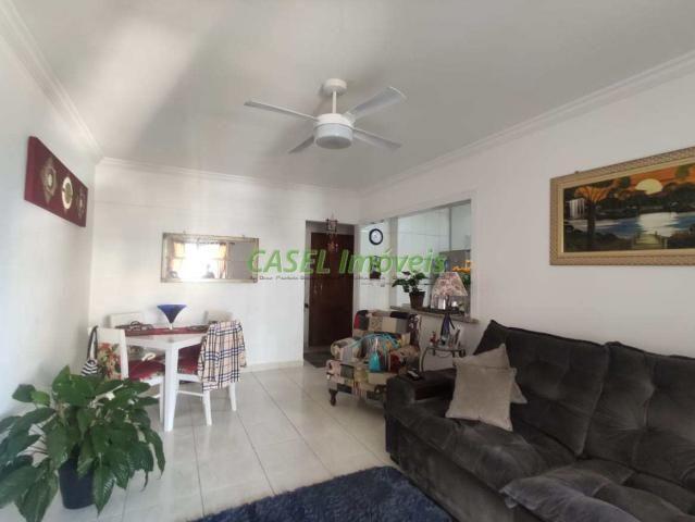 Apartamento à venda com 2 dormitórios em Guilhermina, Praia grande cod:804126 - Foto 12