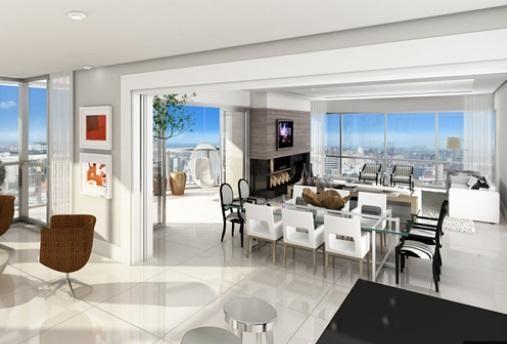 Apartamento à venda com 3 dormitórios em Moinhos de vento, Porto alegre cod:RG696 - Foto 4