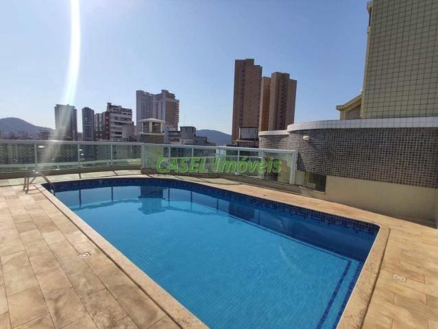 Apartamento à venda com 2 dormitórios em Guilhermina, Praia grande cod:804126
