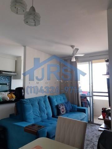 Apartamento com 2 dormitórios à venda, 50 m² por R$ 265.000,00 - Vila Mercês - Carapicuíba - Foto 9