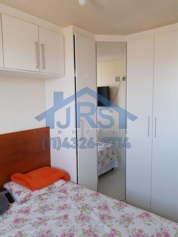 Apartamento com 2 dormitórios à venda, 50 m² por R$ 265.000,00 - Vila Mercês - Carapicuíba - Foto 8