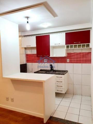 Apartamento com 2 dormitórios à venda, 49 m² por R$ 240.000,00 - Vila Mercês - Carapicuíba - Foto 16