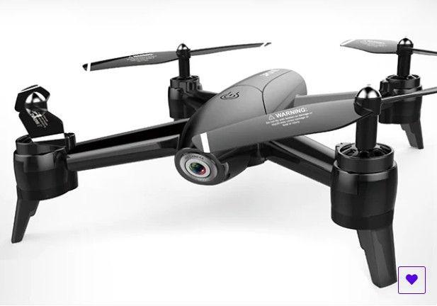 Drone SG106 WiFi - Até 12x Com Frete Grátis -SC - Foto 3