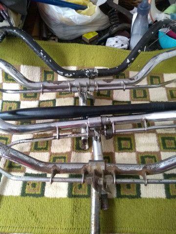 Peças de bicicleta antigas...