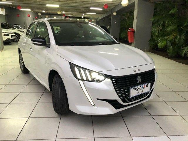 Peugeot 208 Griffe 1.6 Aut 2021 - Negociação Diogo Lucena 9-9-8-2-4-4-7-8-7