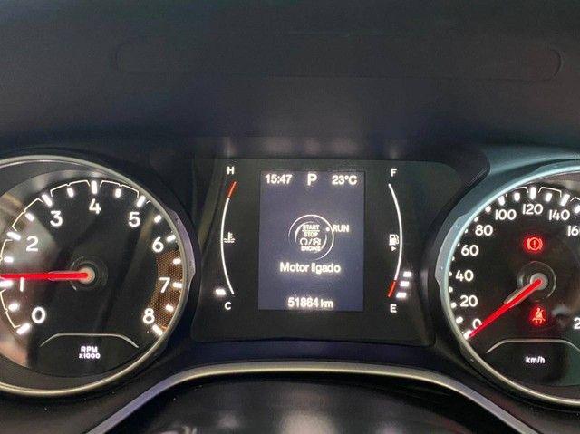 COMPASS 2017/2018 2.0 16V FLEX LONGITUDE AUTOMÁTICO - Foto 9