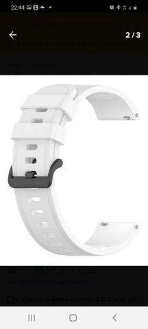 Stratos 3 capa, película e pulseira  - Foto 2