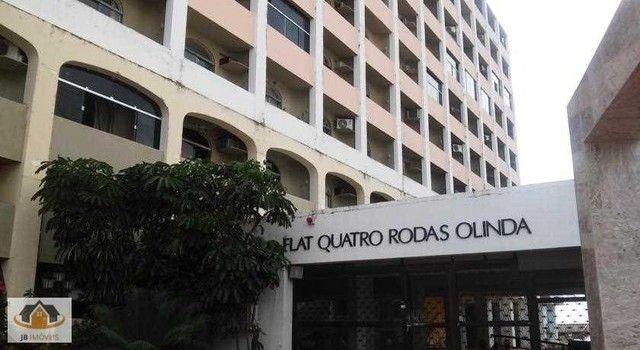 cód (284) Flat com 1 Quarto a Venda - Olinda - PE - Casa Caiada