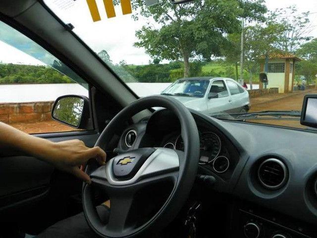 Celta LT 1.0 2012 Completo, Baixa KM, Legalizado. - Foto 9