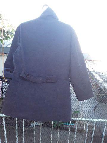 Vendo casaco la batida usado 1 vez - Foto 2
