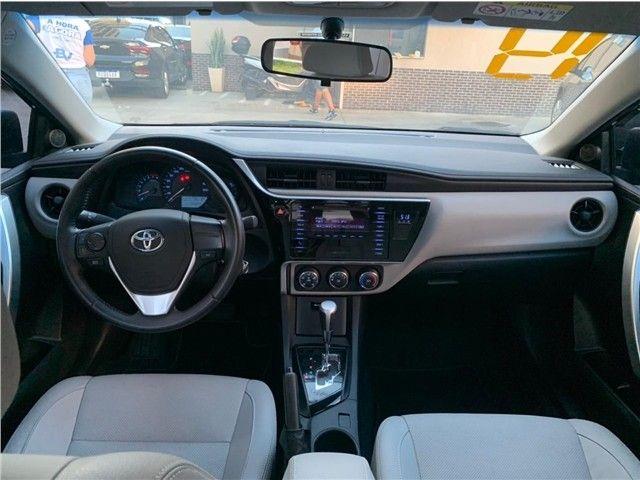 Toyota Corolla 2019 1.8 gli upper 16v flex 4p automático - Foto 8