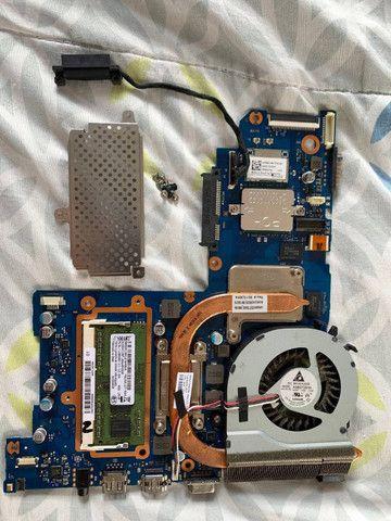 Placa Mae Notebook Samsung