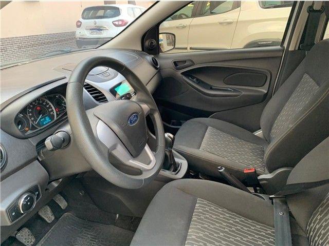 Ford Ka 2019 1.0 ti-vct flex se sedan manual - Foto 8