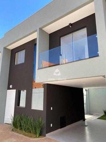 Campo Grande - Casa de Condomínio - Mata Do Jacinto - Foto 3