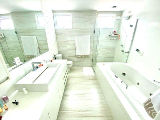 Linda casa projetada por arquitetos , 440m2  de puro luxo, requinte e bom gosto - Foto 17