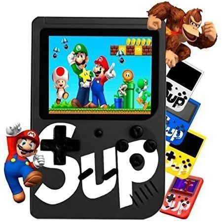 Mini Game Portátil SUP 400 Jogos Retrô Clássicos