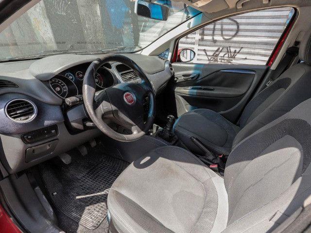 Fiat Punto 1.4 attractive 2013 - Foto 5