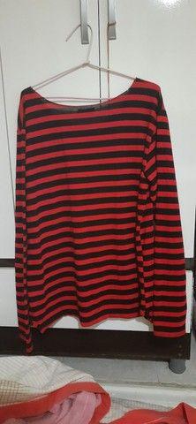 Suéter listrado freddy - Foto 2