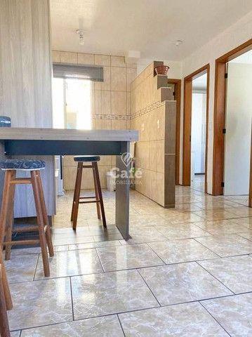 Apartamento semi mobiliado, ótimo apartamento Apto 2 quartoso. - Foto 18