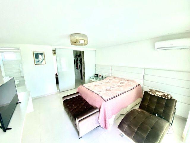 Linda casa projetada por arquitetos , 440m2  de puro luxo, requinte e bom gosto - Foto 18