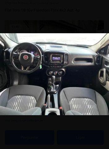 Fiat toro 1.8 16v freedom Flex 4x2 4p - Foto 3