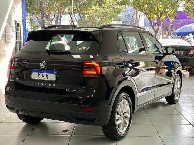Volkswagen Tcross 1.0 200 Tsi Total Flex Automatico 2020 - Foto 2